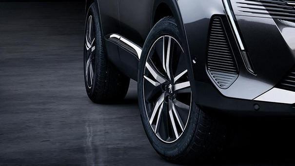 Nýr Peugeot 3008 álfelgur
