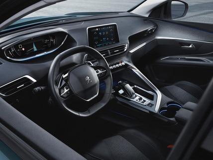 Peugeot 5008 innra