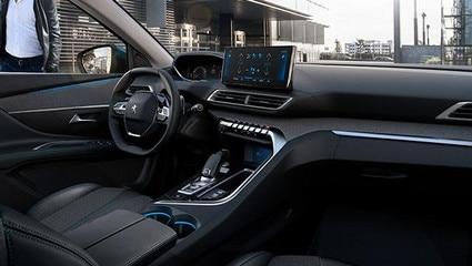 Nýr Peugeot 3008 i-Cockpit ökumannsrými