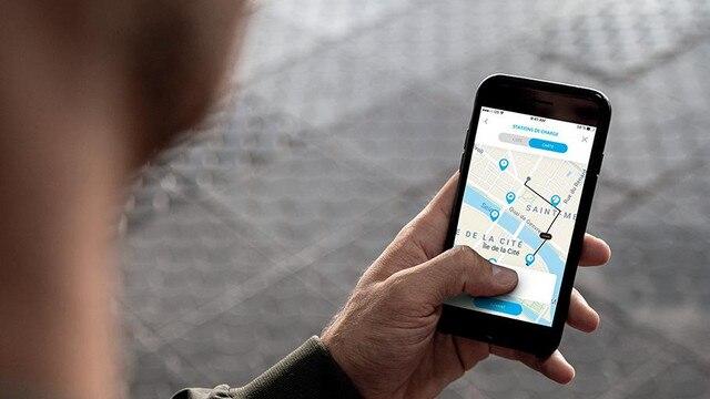 Peugeot 508 phev app