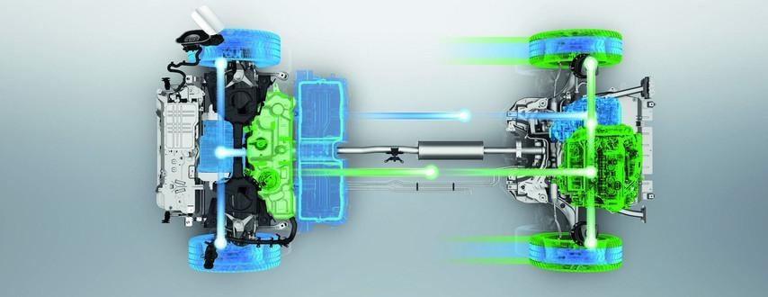 Drægni og kraftur Peugeot 3008