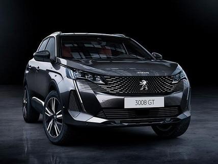 Nýr Peugeot 3008 GT útgáfa