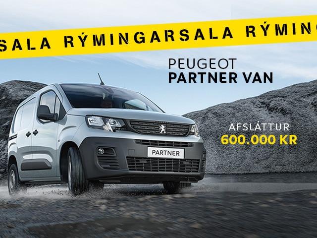 Peugeot rýmingarsala mobile