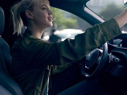Peugeot innra rými