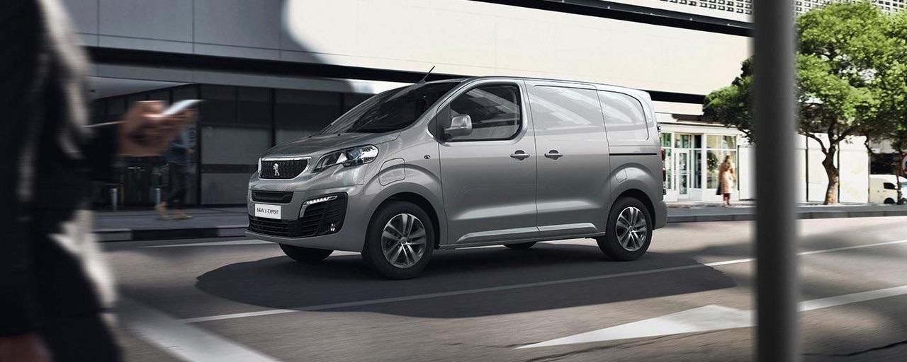 Peugeot e-Expert 100% rafbíll