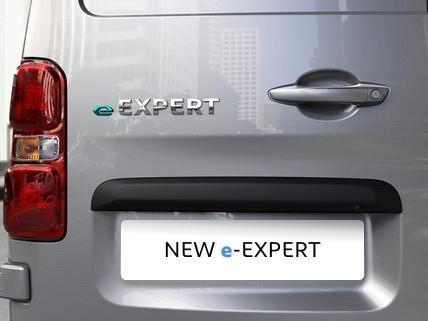 Peugeot e-Expert rafbíll sendibíll