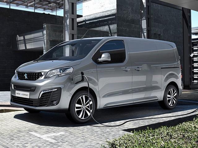 Peugeot e-Expert 100% rafbíll sendibíll