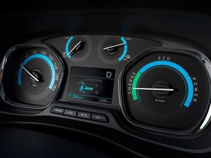 Peugeot e-Expert innra rými