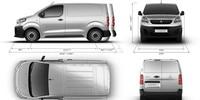 Peugeot e-Expert 100% rafbíll mál