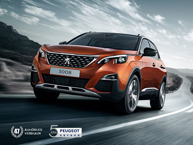 pEUGEOT 3008 mobile