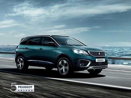 Peugeot 5008 7 sæta mobile