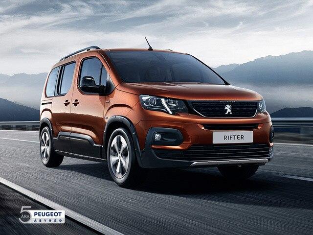 Peugeot rifter mobile