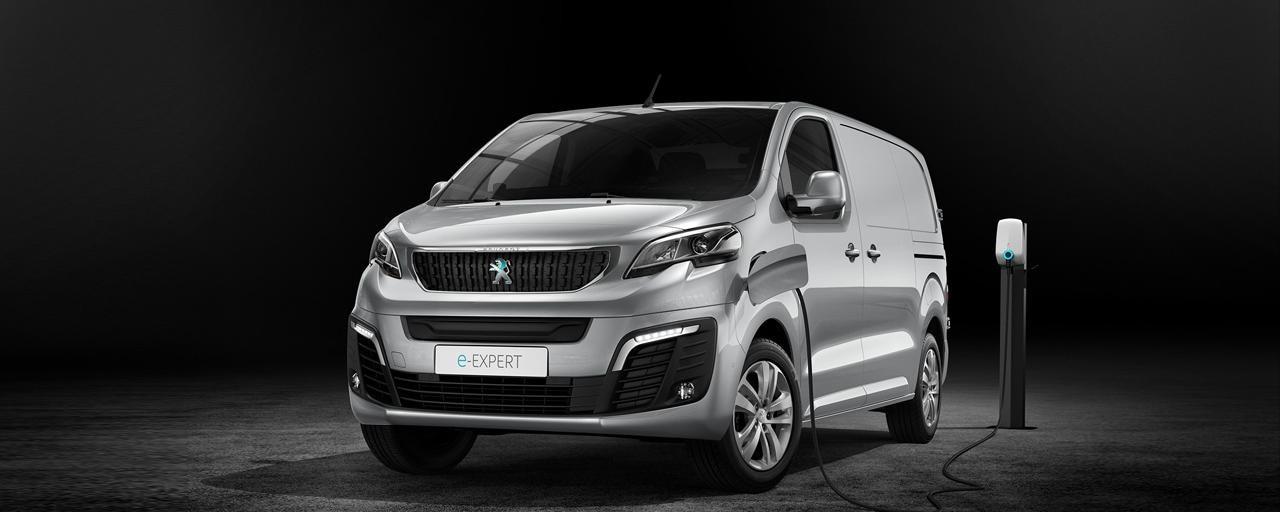 Peugeot e-Expert 100% rafsendibíll