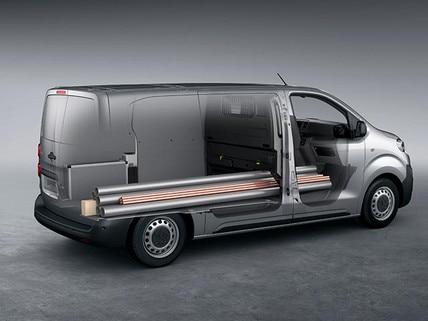 Peugeot expert lengd