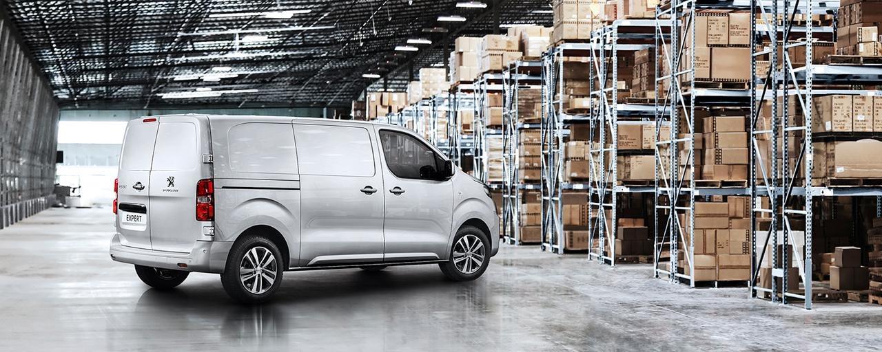 Peugeot expert sendibíll lager