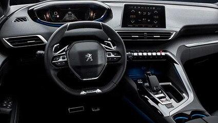 Peugeot 3008 innra