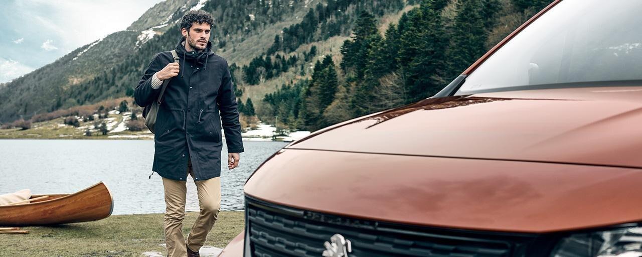 Peugeot rifter ferðalag brimborg