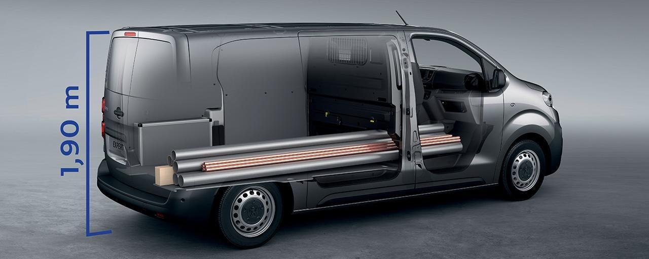 Peugeot e-Expert moduwork 1280x512