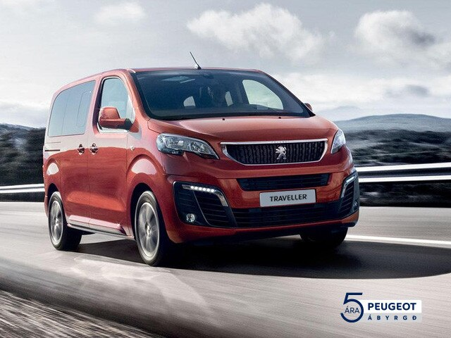 Peugeot traveller mobile