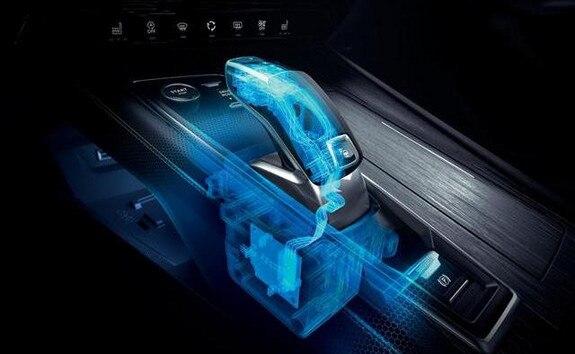 Peugeot 508 sjálfskipting
