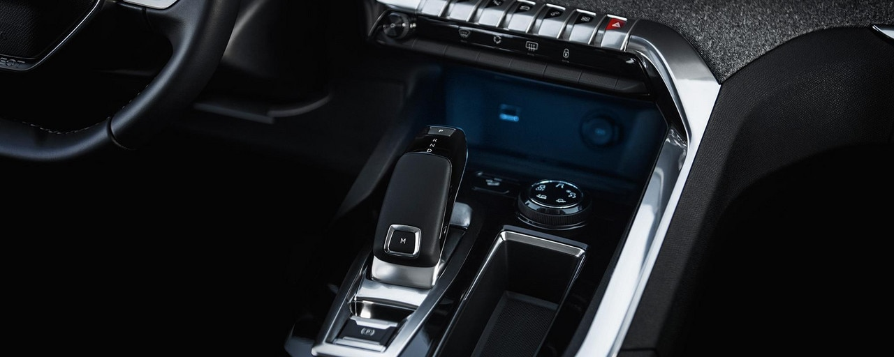 Peugeot 5008 innra rými